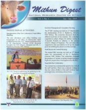 Mithun Digest Jan-June, 2005