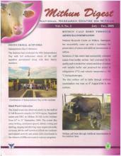 Mithun Digest Jul-Dec, 2006