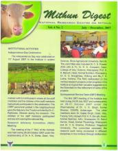 Mithun Digest Jul-Dec, 2007