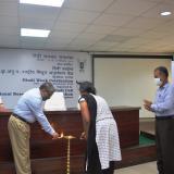 Inaugural Ceremony of Hindi Week Celebration 2020 at ICAR-NRC on Mithun.