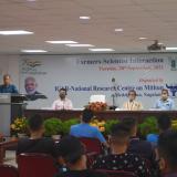 Hon'ble Prime Minister Shri Narendra Modi ji-Farmers-Scientist interaction programme