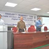 ICAR-NRC on Mithun Celebrates Vigilance Awareness Week-2020