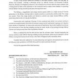 Office memorandum regarding permitting of mithun related management activities for the mithun farmers of Nagaland.
