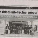ICAR sensitises intellectual property rights