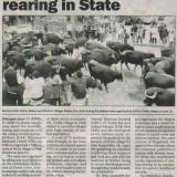 ICAR promotes mithun rearing in State